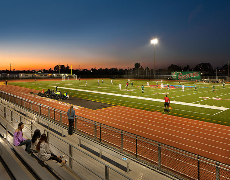 High Point Lacrosse >> Work | Los Alamitos High School Track & Field